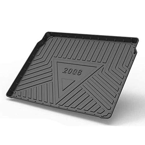 Coche Alfombrillas Maletero para Peugeot 2008 2020,