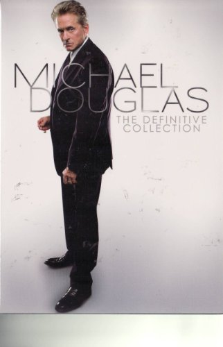 Michael Douglas The Definitive Collection - 7 DVD Set The War of the Roses / Wall Street / The Sentinel / Romancing The Stone / Jewel of the Nile / Don't Say a Word / A Chorus Line