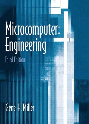 5rj Ebook Microcomputer Engineering 3rd Edition By Gene H Miller Plhnjfe