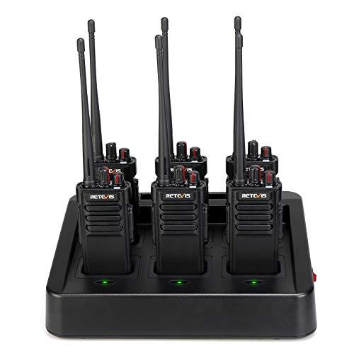Retevis RT29 Long Distance Walkie Talkies, Heavy Duty Two Way Radios...