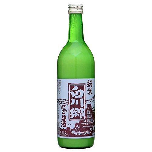 三輪酒造 白川郷 純米にごり酒 [ 日本酒 岐阜県 720ml ]