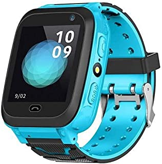 Nabi Z4 Smart Watch GPS Tracker - For Kids - Blue