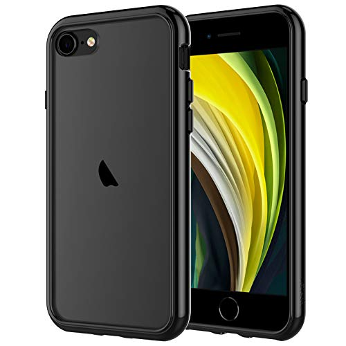 JETech Case for iPhone SE 2020 2nd Generation, iPhone 8 and iPhone 7, 4.7-Inch, Shockproof Bumper...