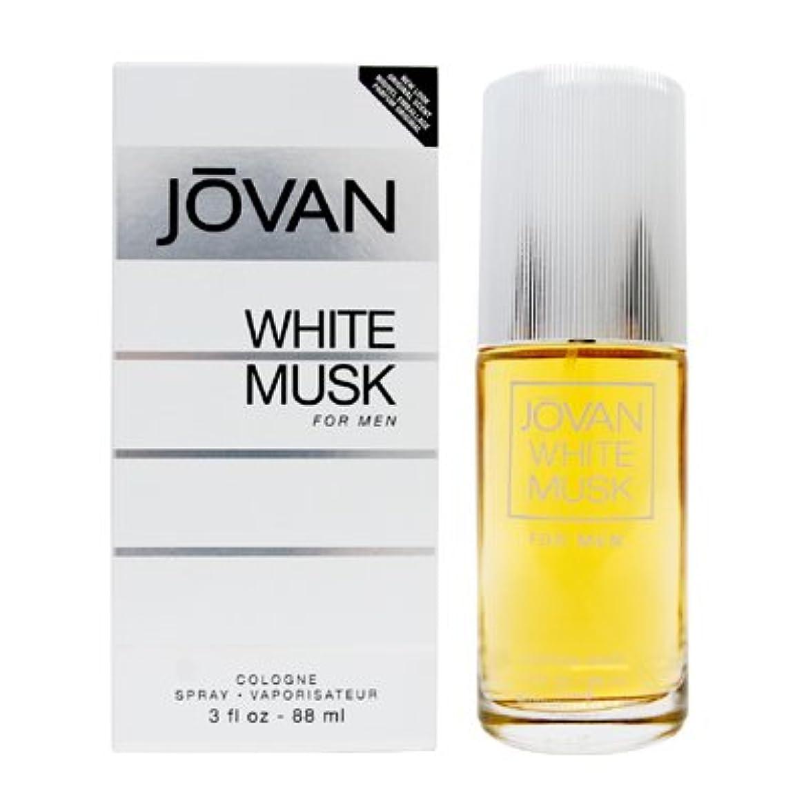 セグメント世界代わってジョーバン?ホワイトムスク フォーメン EDC SP (男性用香水) 88ml(並行輸入品)