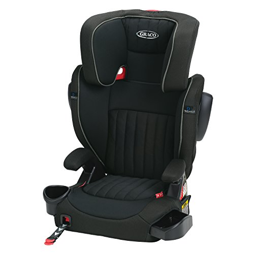 Graco TurboBooster LX High Back Booster Seat Featuring TrueShield Side Impact Technology