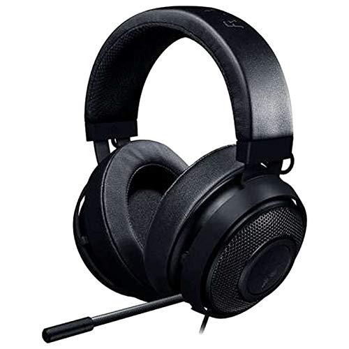 Razer Kraken Pro V2 Stereofonico Padiglione auricolare Nero cuffia e auricolare