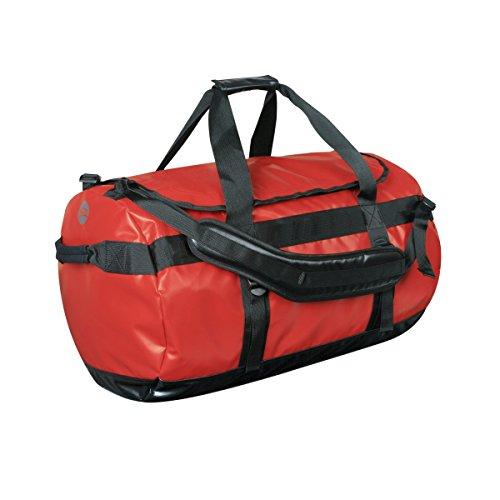 Stormtech - Sac de sport imperméable (Large) (Taille unique) (Rouge/Noir)