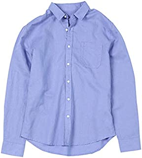 Zegeey Men's Button Casual Linen And Cotton Long Sleeve Top Blouse Long Sleeve T Shirts Casual Plain Short Sleeve Tee Shirt Tops