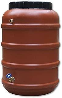 Rain Barrel, DIY Kit, Used Food Grade Barrel, Upcycled, 58 Gallon Size,