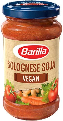 Barilla Pastasauce Bolognese vegan, 8er Pack (8 x 195 g)