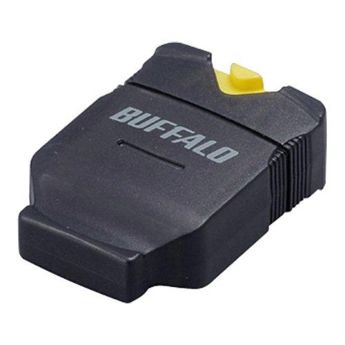 iBUFFALOカードリーダー/ライターmicroSD対応超コンパクトブラック【PlayStation4,PS4動作確認済】BSCRMSDCBK