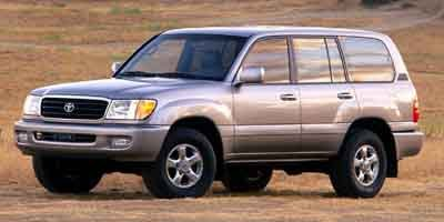 Amazon.com: 2001 Toyota Land Cruiser Reviews, Images, and