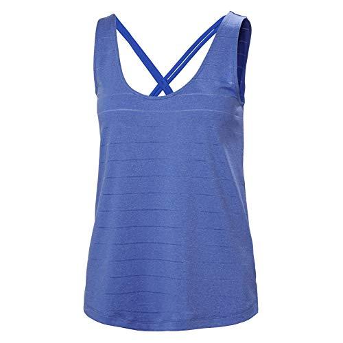 Helly Hansen Siren Spring T-Shirt pour Femme Bleu Taille XS