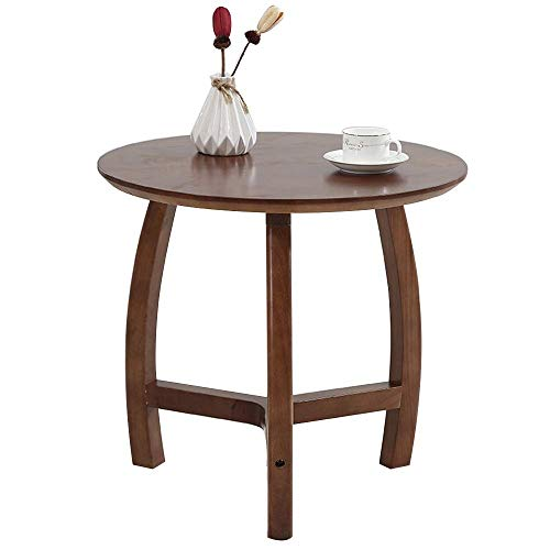 N/Z Living Equipment Table d'appoint Petite Table Basse en Bois Table d'angle Balcon Table Basse Snack Table Workbench (Couleur: B)