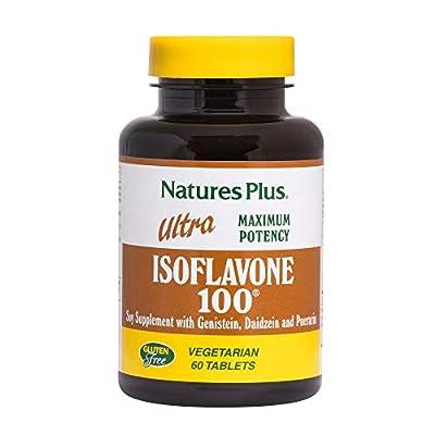 Ultra Isoflavone 100, 60 Veggie Tabs