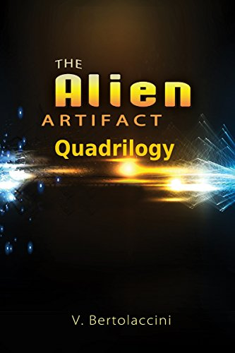 The Alien Artifact Quadrilogy (Latest Edition) (English Edition)
