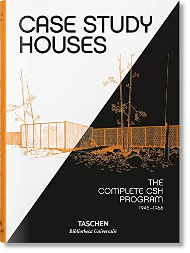 Case Study Houses (alemán, francés, inglés) (Bibliotheca Universalis): BU