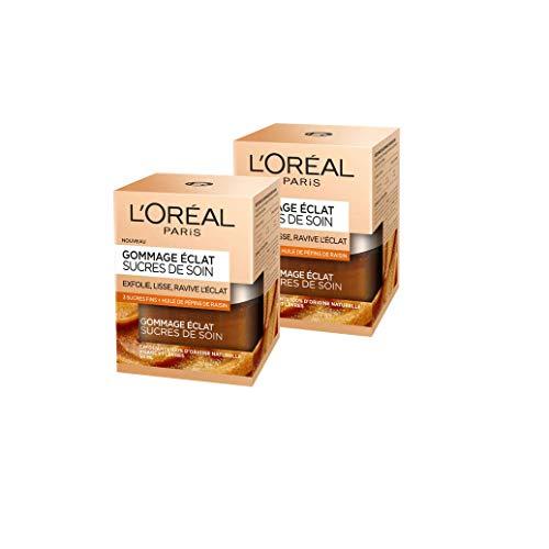 L'Oréal Paris – Anti-Müdigkeit Peeling für Gesicht und Lippen