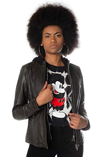 Oakwood Other Jacken Damen Grau/Anthrazit - XL - Lederjacken/Kunstlederjacken Outerwear