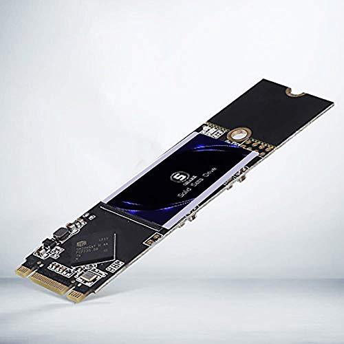 Unità SSD M.2 2280 SSD da 250GB Ngff Shark Unità disco rigido ad alte prestazioni integrata ad alta velocità per laptop desktop SSD (250 GB, M.2 2280)