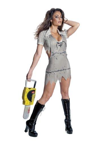 Leatherface™ Kostüm für Damen - XS