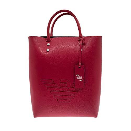 Emporio Armani Shopping verticale Rossa 3 in 1