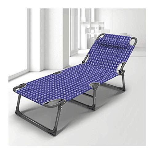 Klapbed, vrijetijdsbed, opklapbed, kantoor, uniek, voor lunch, stoel, Siesta, strand, volwassenen, eenvoudig bed voor camping, stoelen, woonkamer, draagbaar, veelzijdig, opvouwbaar bed, 0304