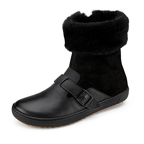BIRKENSTOCK Stiefel Stirling Black 1001347, Größe + Weite:42 normal, Farben:Black