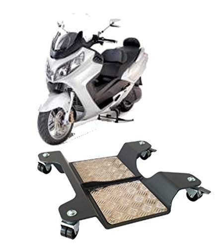 Pedana sposta moto. Speciale per scooter e maxi scooter.