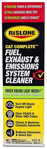 Rislone Cat Complete Exhaust Emissions System Cleaner