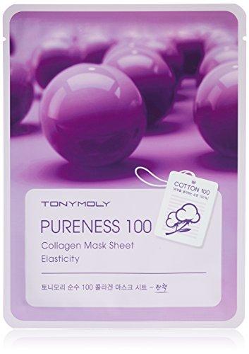 TONYMOLY Pureness 100 Collagen Elasticity Mask Sheet