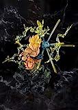 TAMASHII NATIONS Bandai FiguartsZERO Super Saiyan Son Goku -The Burning Battles- Dragon Ball Z