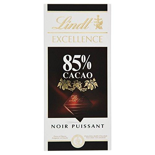 Lindt&Sprungli Tavoletta Excellence 85% - 4 Confezioni da 100 g