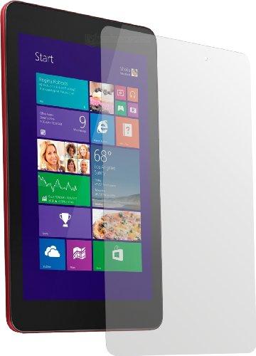 dipos I 2x Schutzfolie matt kompatibel mit Dell Venue 8 Pro Folie Bildschirmschutzfolie
