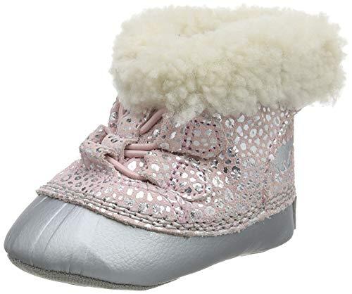 Sorel Unisex Baby Caribootie Ii Hausschuhe, Pink (Dusty Pink, Chr 626), 17 EU