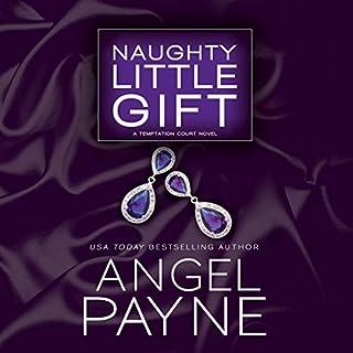 Naughty Little Gift audiobook cover art