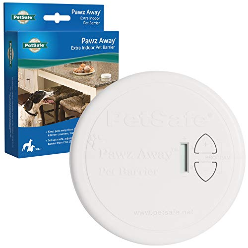 PetSafe Pawz Away Extra Indoor Barrier - Extra Barrier Only with Adjustable Range - Dog and Cat Home Proofing, Set Indoor Boundaries - Static Correction - Battery-Operated - Pet Gate Alternative