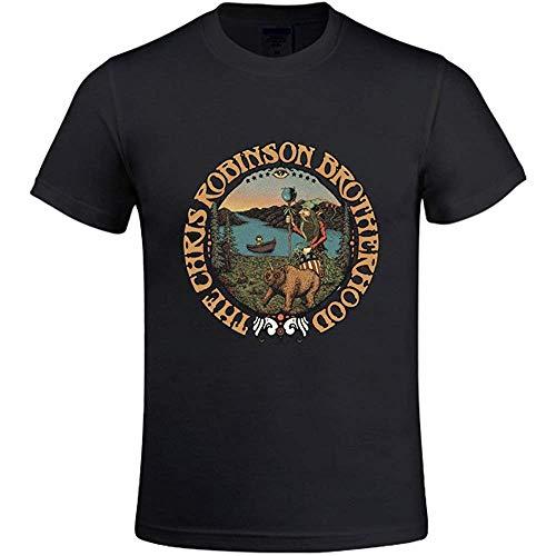 Fengyan Toowest Chris Robinson Brotherhood Crewneck T Shirt For Men (Size:XXL