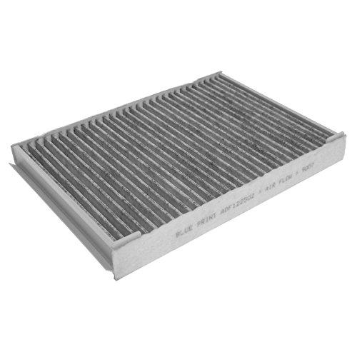 Blue Print ADF122502 Aktivkohlefilter / Innenraumfilter , 1 Stück