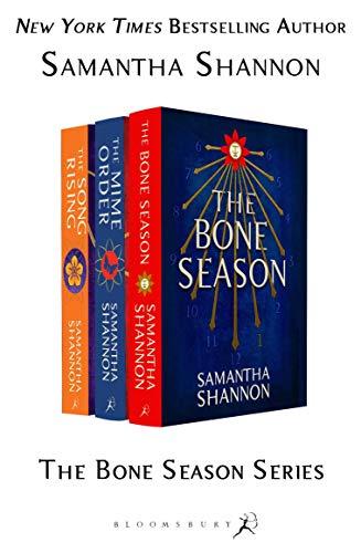 The Bone Season Series Bundle (English Edition)