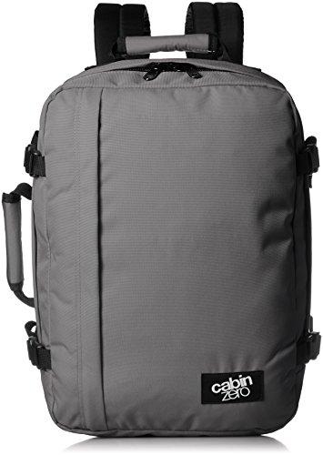 CabinZero Cabin Backpacks Classic 36L Rucksack 45 cm original Grey
