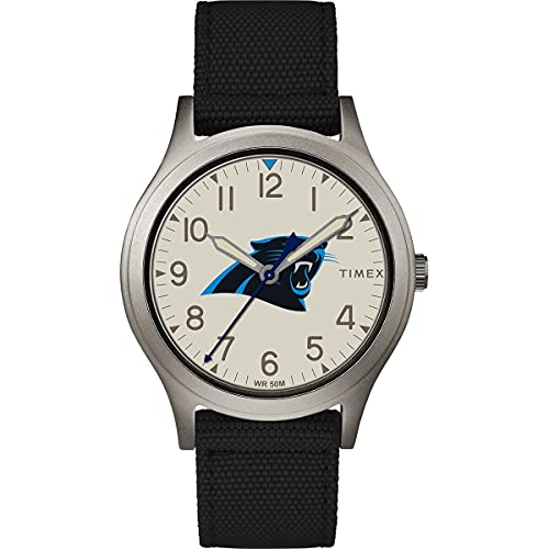 Timex Carolina Panthers Merge Ringer Watch