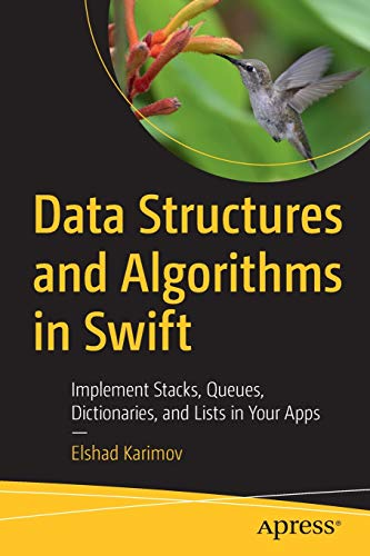 Data Structures and Algorithms in Swift Front Cover