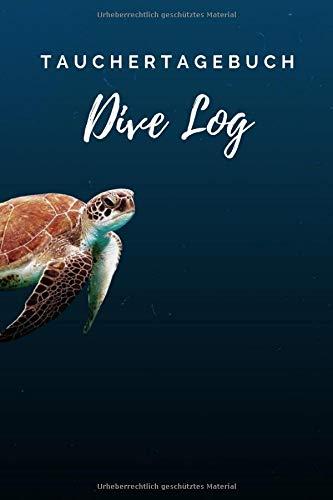 Dive Log: Taucherlogbuch. Tauchsport....