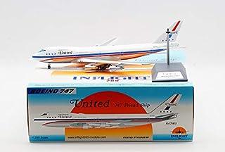 Inflight200 1:200 ユナイテッド航空 B747-100 N4716U IF741UA0818P