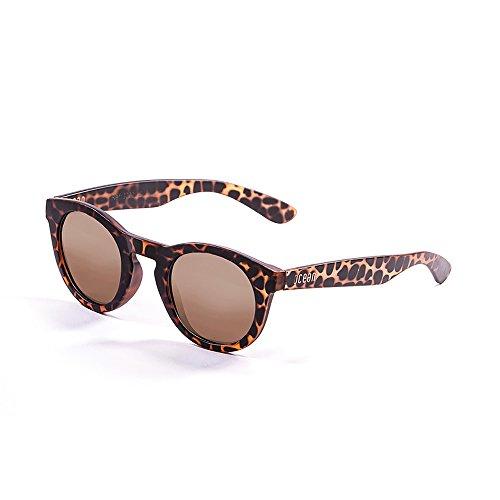 Ocean Sunglasses - San Francisco - lunettes de soleil - Monture : Marron - Verres : Marron (W20000.2)