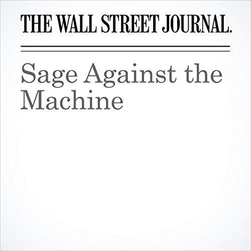 Sage Against the Machine copertina
