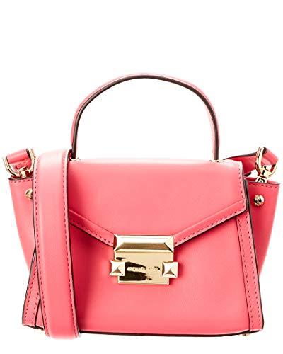 "100% Leather 7""W X 5""H X 3""D Adjustable Strap: 20""-22.5"" Exterior Details: Back Slip Pocket Interior Details: Back Slip Pocket"