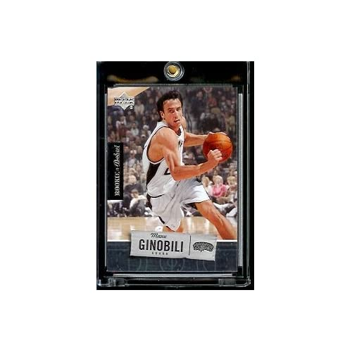 2005 Upper Deck Debut Basketball Rookie Card (2005-06) IN SCREWDOWN CASE #