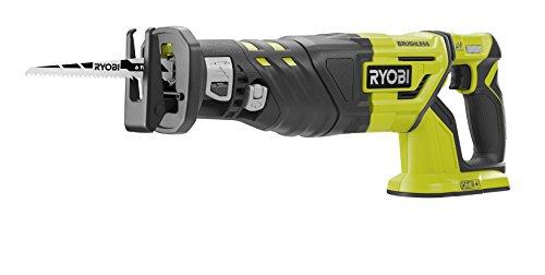 Ryobi R18RS7-0 Sierra De Sable One+ Sin Escobillas De 18V, 0 W, 18 V, Verde, Estàndar